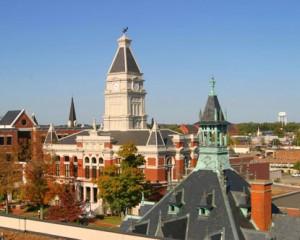 Historic Clarksville, Tennessee